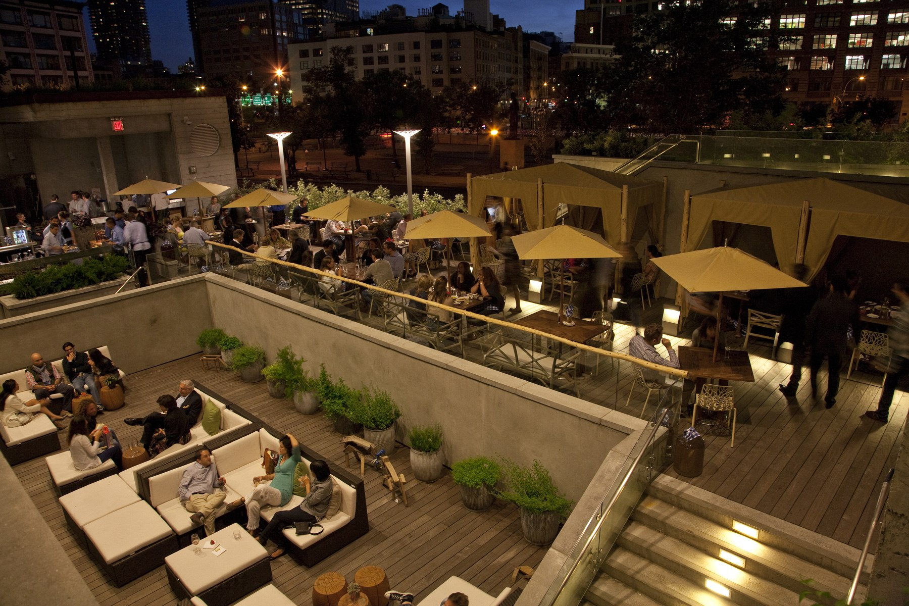 David Burke Kitchen Garden 7 Best Restaurants In Soho