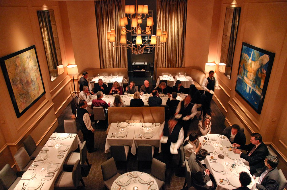 Tocqueville Dining Room