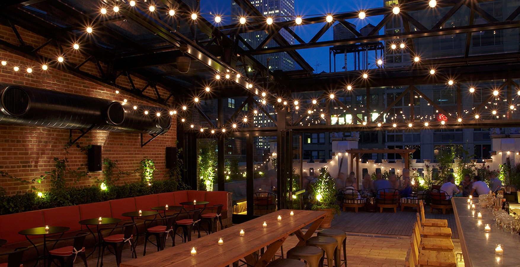 7 Best Rooftop Bars In Nyc