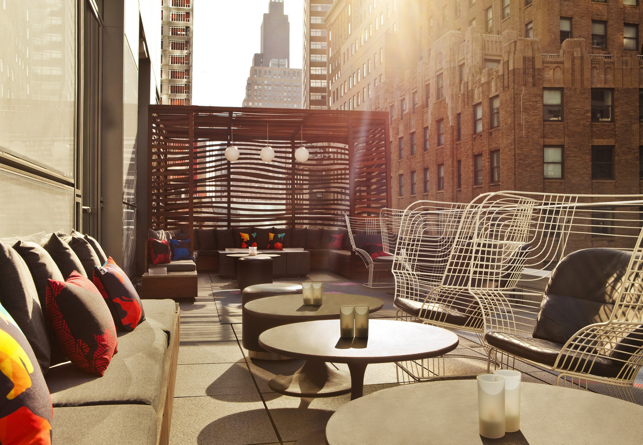 Best Downtown Hotel Bars Nyc