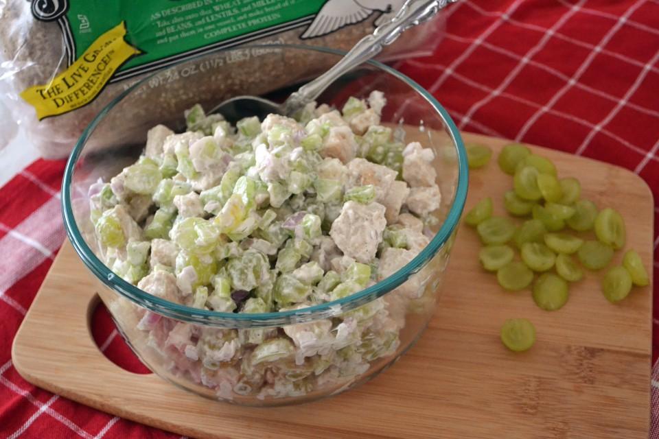 mayo chicken salad