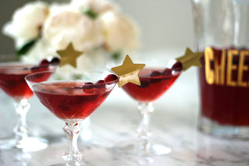 The best christmas cocktail recipes for Cocktail yop