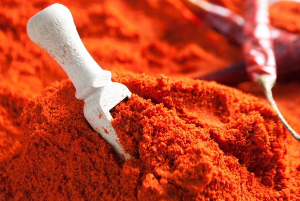 Chicken paprikash Pirospaprika