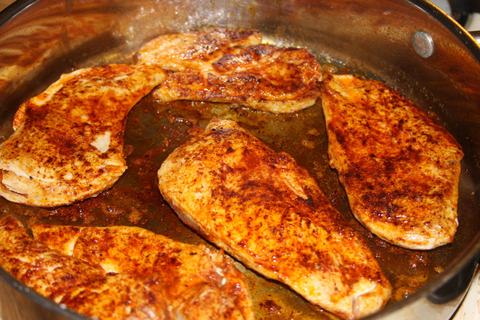 chicken paprish browning