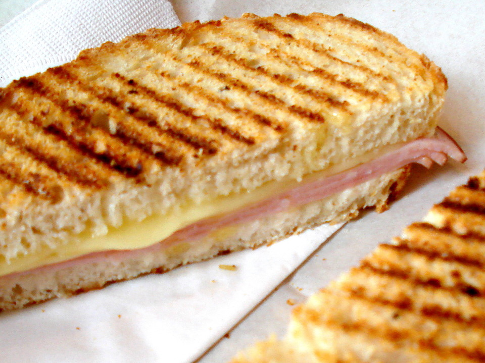 What is a Croque Monsieur?