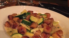 Gnocchi Zucchini
